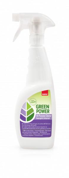Detergent universal Sano Green Power Universal 750ml 7290108351743