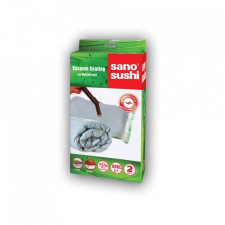 Saci de vidat vacuum  Sano Sushi 2 buc XXXL+L 7290011877842