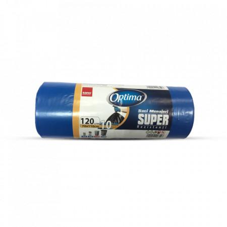 Saci menajeri 120L albastri Sano Optima Super 7290014006546