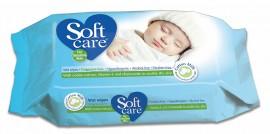 Servetele umede pentru bebelusi SoftCare (72 buc)