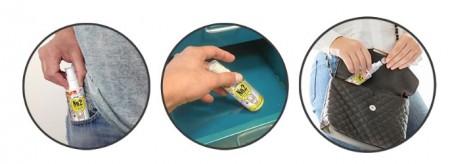 Spray odorizant pentru toaleta Sano Fresh NO.2 60ml
