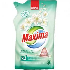 Balsam de rufe Sano Maxima Baby Aloe Vera 1L 7290102990214