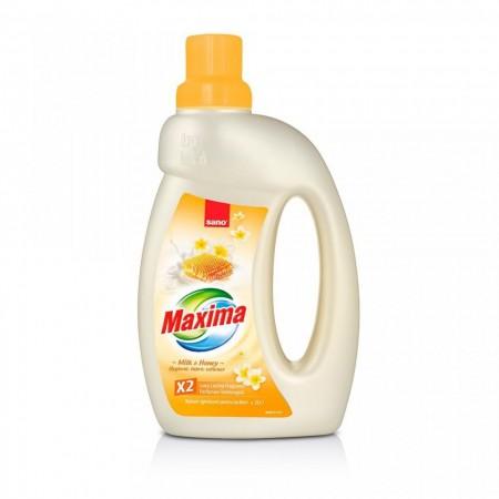 Balsam de rufe Sano Maxima Milk and Honey 2L 7290102990276