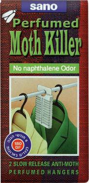 Tablete antimolii parfumate Sano x 2 buc