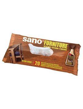 Lavete mobila Sano Furniture Cleaning Wipes 20