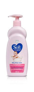 Lotiune de corp pentru bebelusi Soft Care 500 ml