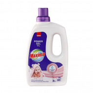 Detergent de rufe Sano Maxima Power Gel Baby (60sp) 3L