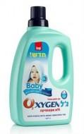 Solutie indepartare pete Sano Oxygen Baby 3L- 60 spalari