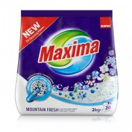 Detergent pudra Sano Maxima Mountain Fresh (20sp) 2kg