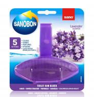 Odorizant wc Sano Bon Lavender 5in1 55g