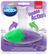 Odorizant WC Sano Bon Double Action 55g - Lavanda