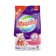 Detergent pudra Sano Maxima Baby (40sp) 4Kg