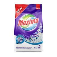 Detergent pudra Sano Maxima Mountain Fresh (40sp) 4Kg