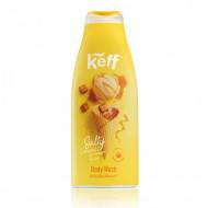 Gel de dus Keff Caramel Sarat 500ml