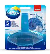 Odorizant wc Sano Bon Blue 5in1 55g