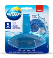 Odorizant wc Sano Bon Blue 5in1 55g