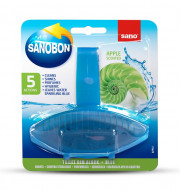 Odorizant wc Sano Bon Blue Apple 5in1