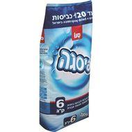 Detergent rufe pudra Sano Pisga Spray Dried 6kg- 120 spalari