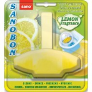 Odorizant WC solid Sano Bon Lemon 4in1 55g