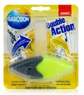 Odorizant WC Sano Bon Blue Double Action 55g - Lamaie