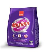 Detergent rufe pudra Sano Maxima Sensitive 1.25Kg- 35 spalari