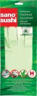 Manusi menaj din cauciu cu aloe vera Sano Sushi - M
