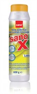 Praf de curatat cu inalbitor Sano X Lemon 600g