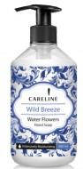 Sapun lichid cu parfum de nuferi Careline Wild Breeze - 500ml