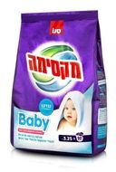 Detergent rufe pudra Sano Maxima Baby 3.25 Kg- 90 spalari