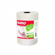 Prosop de hartie monorola Sano Style 2 straturi 250 foi