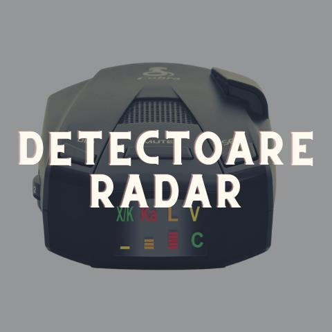 Detectoare radar