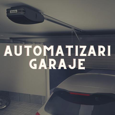 Automatizari usi de garaj