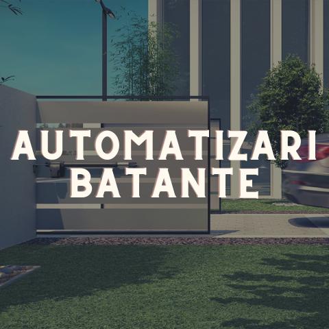 Automatizari porti batante