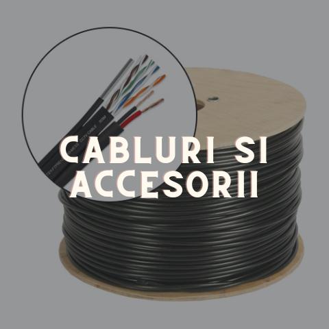 Cabluri si accesorii