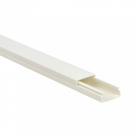 Canal cablu 20x10 mm, 2m