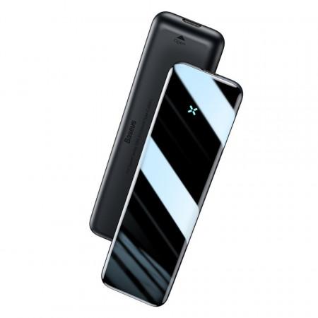 Carcasa portabila SSD M.2 Baseus Full Speed Series, USB-C, 5Gbps (gri)