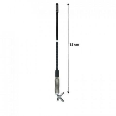 Promotie statie radio CB Storm Matrix + antena CB Sirio T3/27 + adaptor + suport
