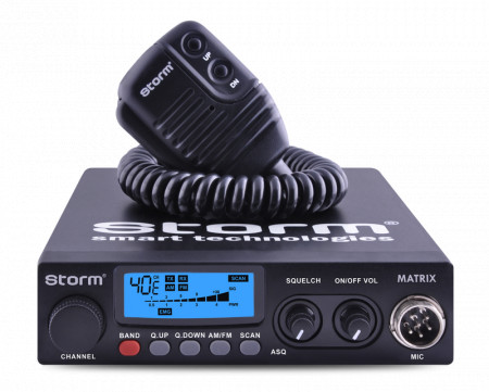Statie radio CB Storm Matrix *PRO-Version*