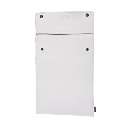 Husa Baseus Folding de laptop pana la 16'' (alb)