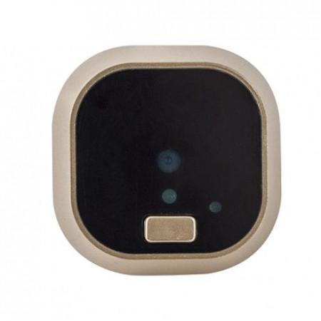 Vizor electronic cu ecran color TFT si buton pentru sonerie