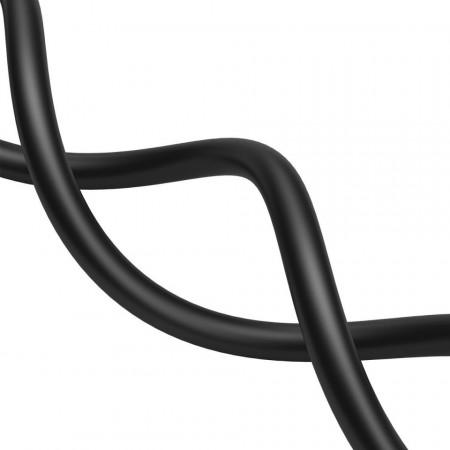 Cablu retea Baseus High Speed, Ethernet RJ45, Gigabit, Cat.6, 0,5m (negru)