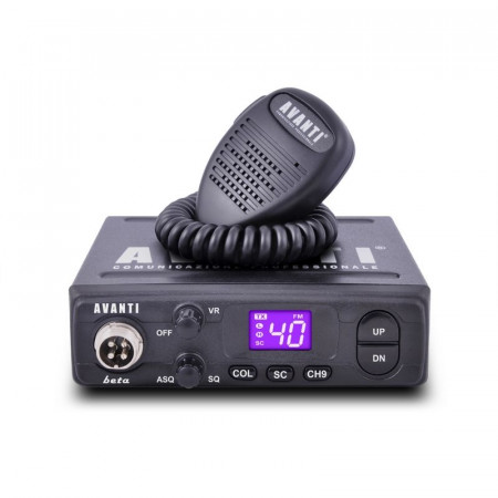 Statie Radio CB Avanti Beta *PRO-Version*