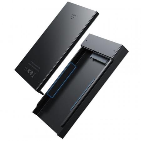 "Carcasa portabila HDD/SSD Baseus Full Speed Series, 2,5"", Micro USB (negru)"