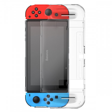 Husa Baseus GS07 pt Nintendo Switch (transparent)