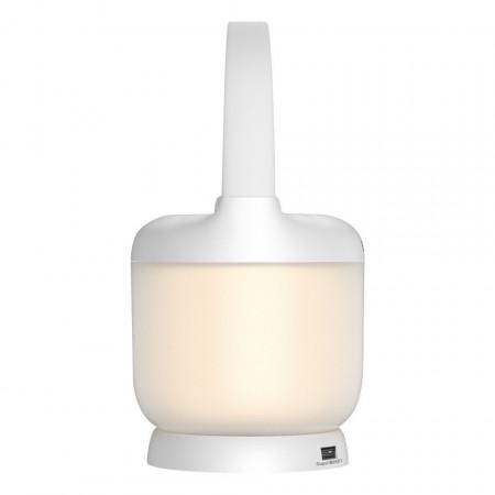 Lampa Baseus Moon-Series cu luminozitate reglabila, incarcare wireless