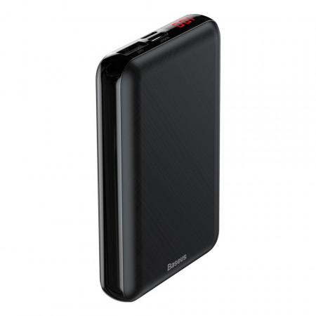 Powerbank Baseus Mini S 10000mAh PD 3A (negru)