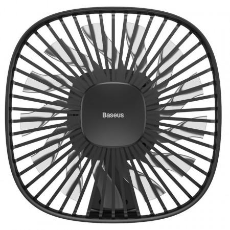 Ventilator auto Baseus Natural Wind pt tetiera, magnetic (negru)