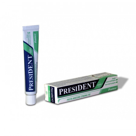 Pasta adeziva proteza President Denture Strong Fix