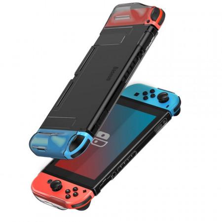 Husa Baseus GS07 pt Nintendo Switch (negru)