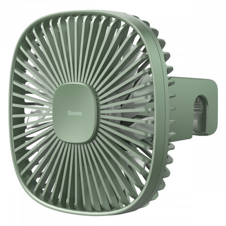 Ventilator auto Baseus Natural Wind pt tetiera, magnetic (verde)
